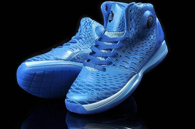 Derrick Rose Shoes Kids