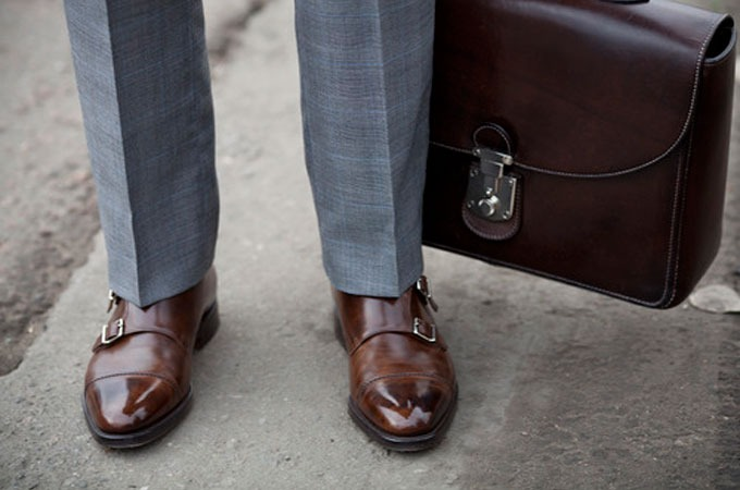 John Lobb By Hermes Golf Shoes