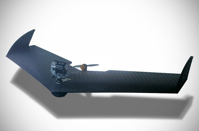 NextCrave - Lehmann GoPro LA100 UAV